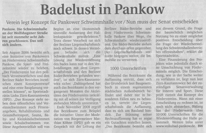 Berliner Woche 07.10.2009